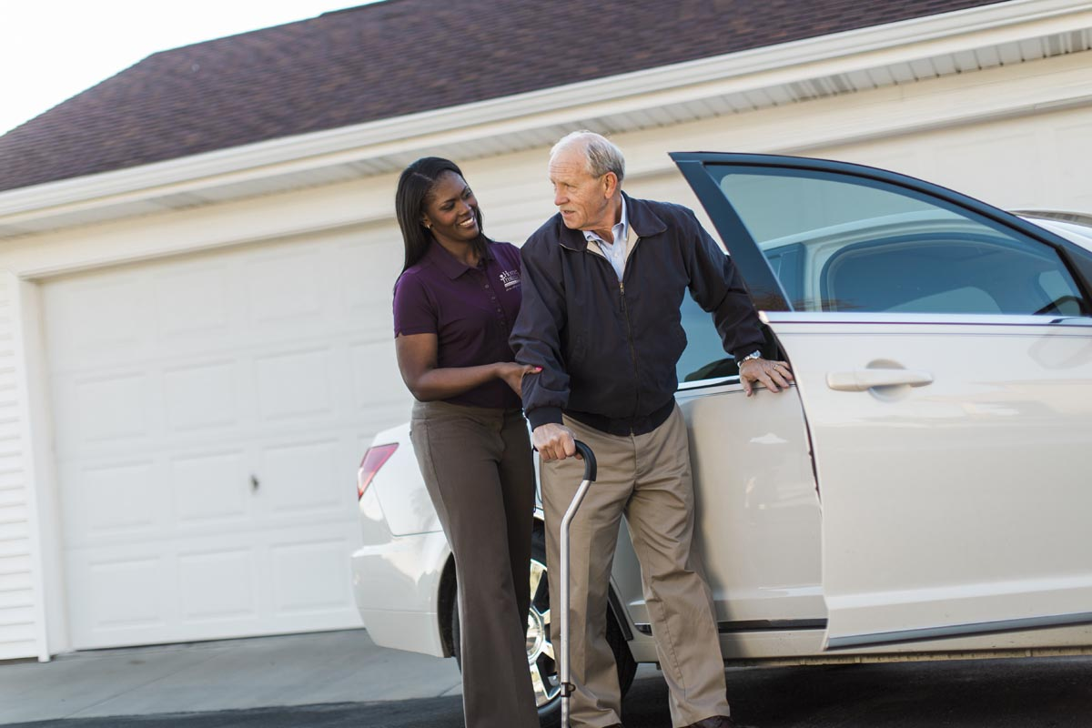 Transportation for Seniors in Kitchener-Waterloo, ON